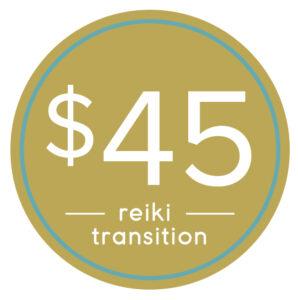 Reiki Transition